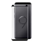 Samsung Galaxy S9 Plus | 3D Tempered Glass Easy Fit Full Adhesive | Black