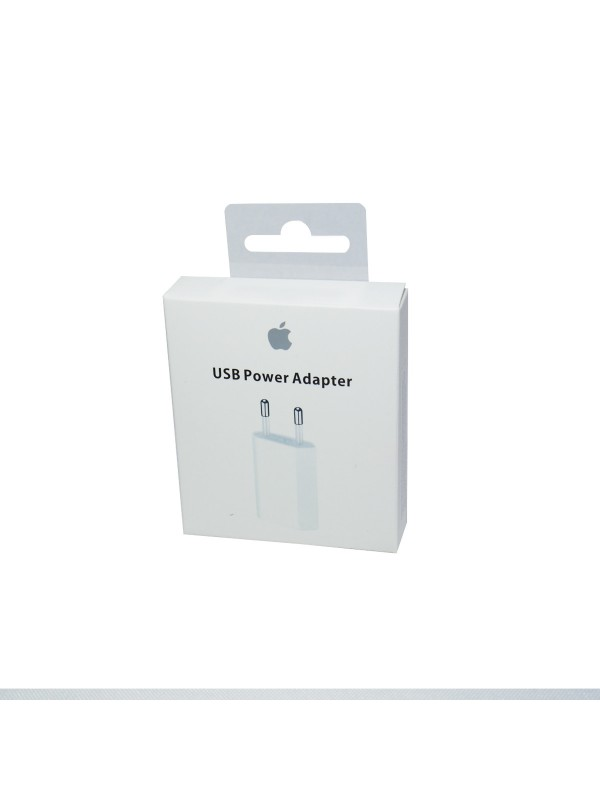 Adaptor priza USB Apple,iPhone 5W, A1400, MD813ZM/A Original,Alb
