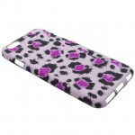Husa Iphone 6/6s Fosforescenta Purple Panther