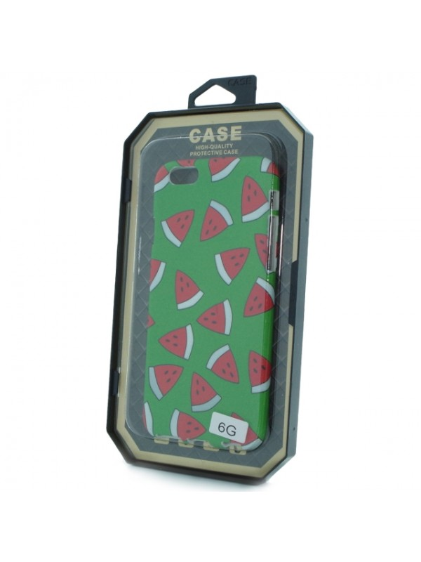 Husa Iphone 6/6s Fosforescenta Watermelons