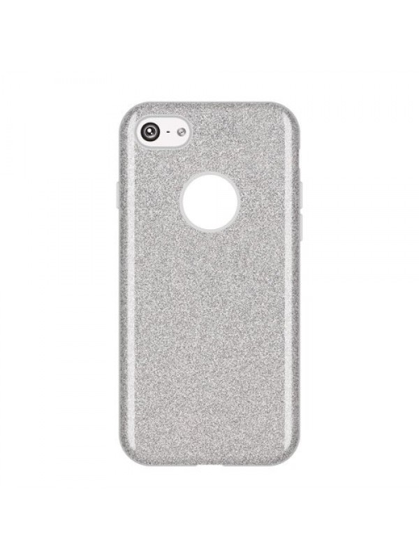 Husa silicon Glitter iPhone 7/8