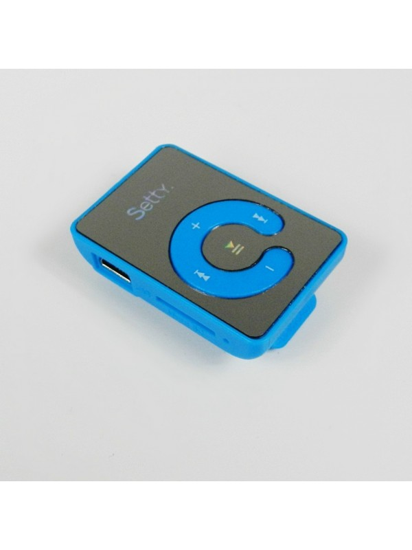 MP3 Player Setty Mirror Blue