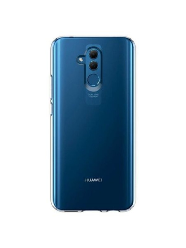 Husa Huawei Mate 20 Lite, Spigen Liquid Crystal, Transparent