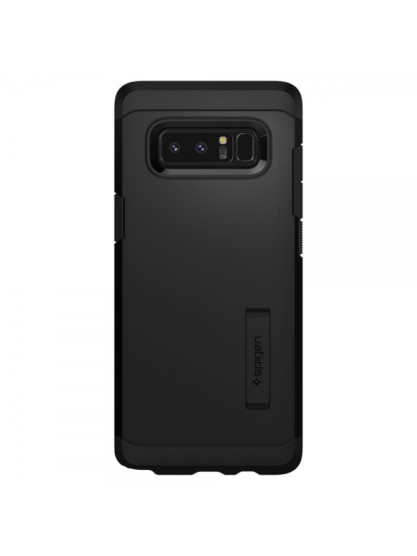 Husa Samsung Note 8, Spigen Tough Armor Air Cushion, Negru