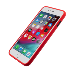 Husa Vetter iPhone 8 Plus, 7 Plus, Clip-On Hybrid Protection Shockproof Soft Edge and Rigid Matte Back Cover Rosu