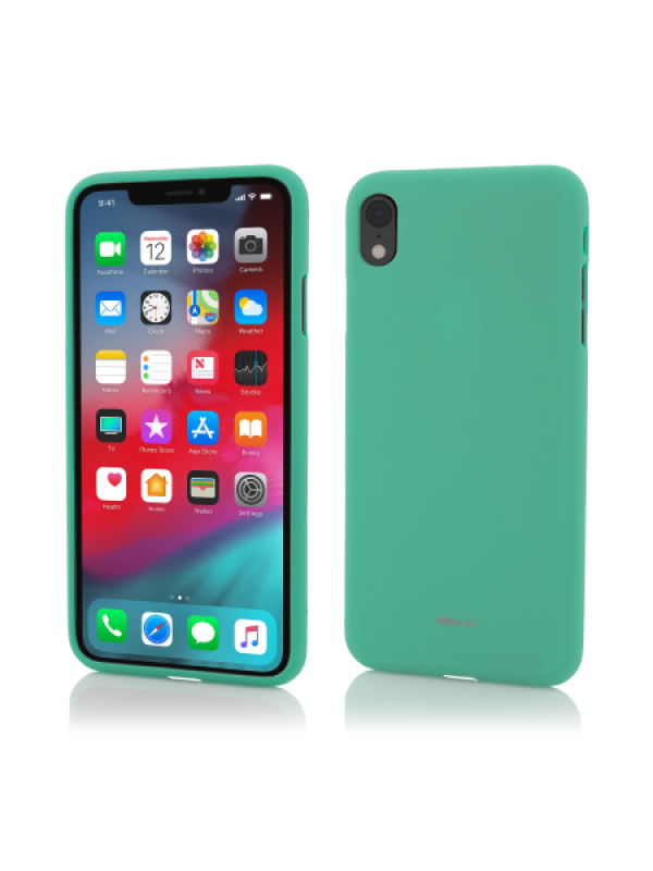 Husa Vetter iPhone XR Vetter GO Soft Touch Verde