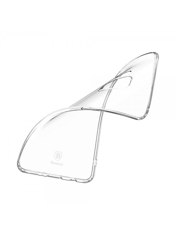 Husa Baseus, Samsung Galaxy S9 Plus, Simple Series, Transparent