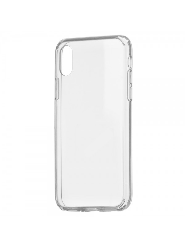 Husa de protectie, Remax Crystal Shield, iPhone X/XS, Transparent