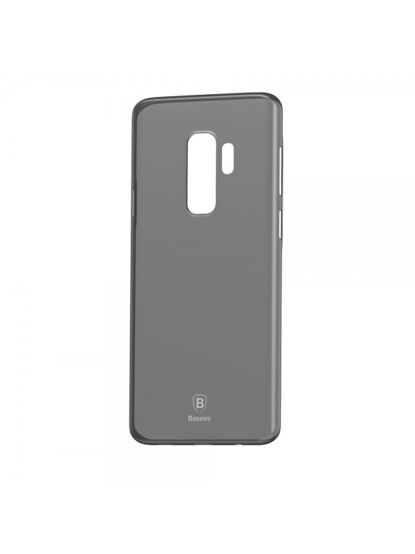 Husa de protectie, Baseus Wing Case Ultra Thin Lightweight, Galaxy S9 Plus, Gri