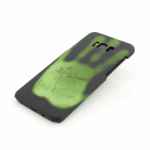 Husa Vetter Samsung Galaxy S8 Plus G955 Clip-On Heat Sensitive Color Changing Negru-Verde