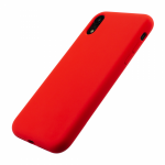 Husa Vetter iPhone XR Clip-On Soft Touch Silk Series Rosu