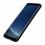 Husa Vetter Samsung Galaxy S8 Clip-On Soft Touch Silk Series Negru