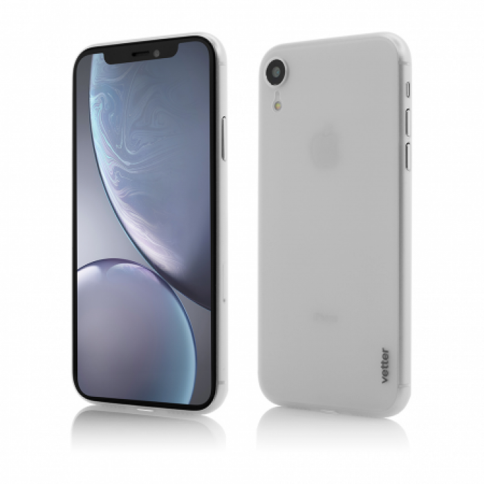 Husa Vetter iPhone XR Clip-On Ultra Thin Air Series Transparent