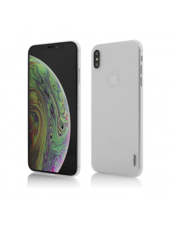 Husa Vetter iPhone XS Max Clip-On Ultra Thin Air Series Transparent