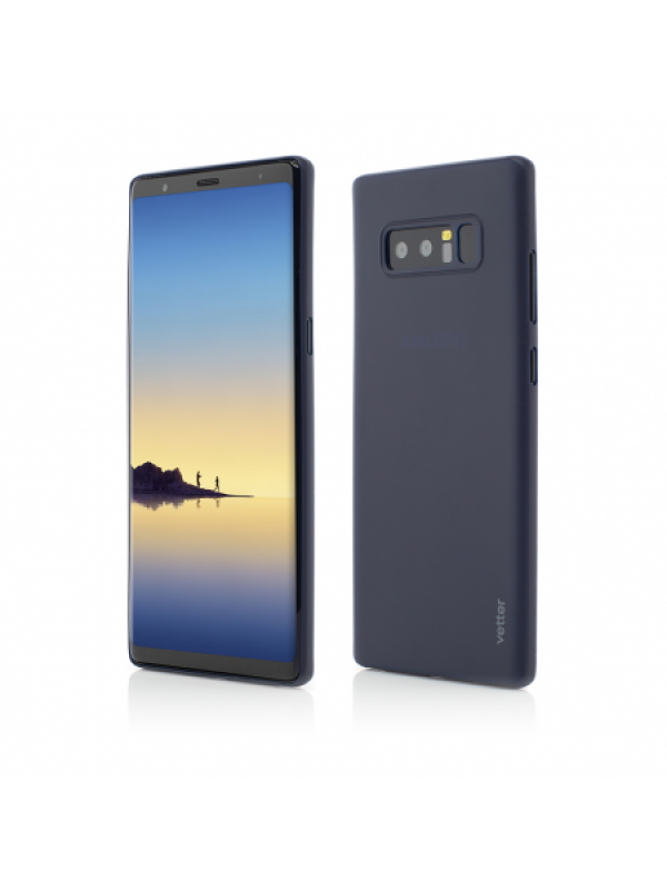 Husa Vetter Samsung Galaxy Note 8 Clip-On Ultra Thin Air Series Albastru