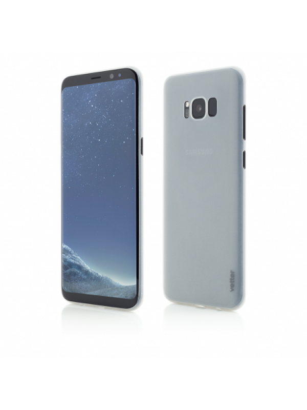 Husa Vetter Samsung Galaxy S8 Clip-On Ultra Thin Air Series Alb