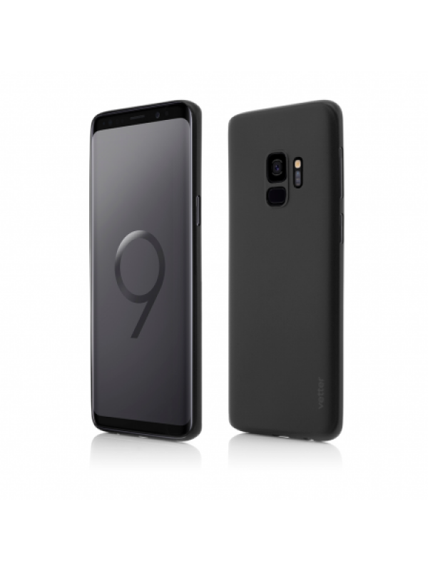Husa Vetter Samsung Galaxy S9 Clip-On Ultra Thin Air Series Negru
