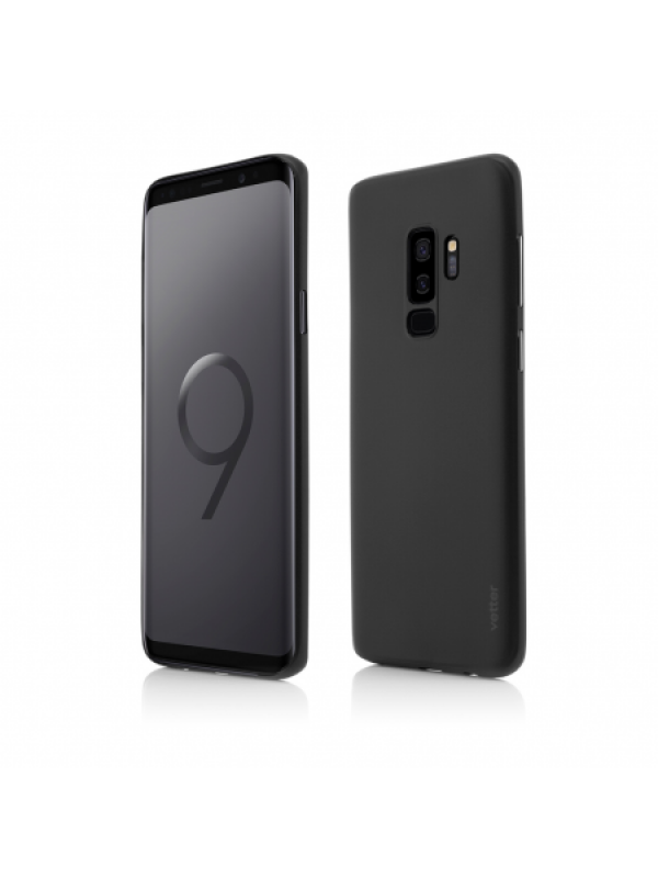 Husa Vetter Samsung Galaxy S9 Plus Clip-On Ultra Thin Air Series Negru