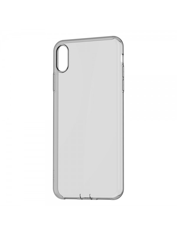 Husa de protectie, Baseus Wing Case, iPhone XR, Negru transparent