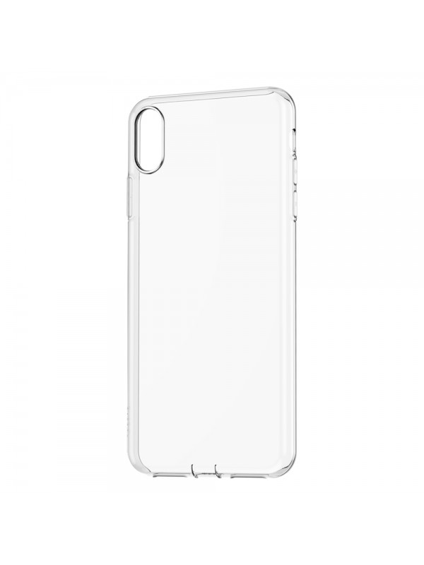 Husa de protectie, Baseus Wing Case, iPhone XS Max, Transparent