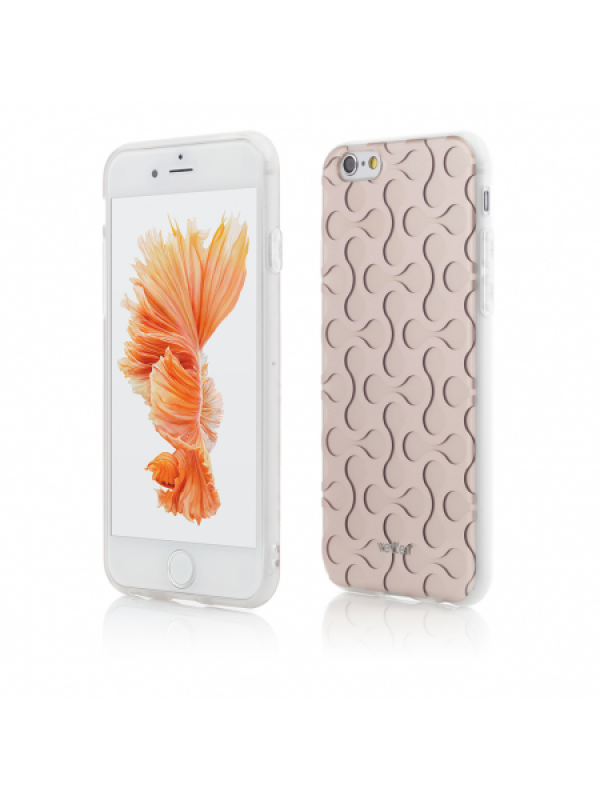 Husa Vetter iPhone 6s, 6 Soft Pro 3D Series Auriu