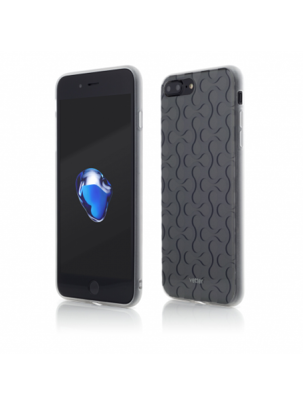 Husa Vetter iPhone 7 Plus Soft Pro 3D Series Negru