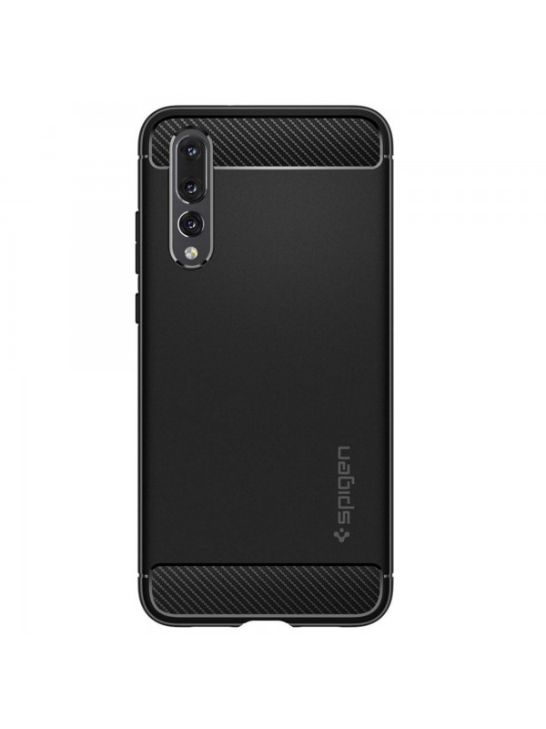 Husa Huawei P20,Spigen ,Rugged Armor Air Cushion