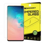 Folie Silicon Wozinsky, 3D Film Full Coveraged, Samsung Galaxy S10, Transparent