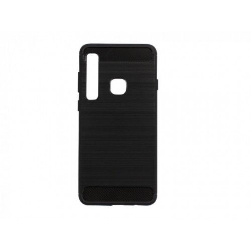 Husa Carbon Case, Samsung Galaxy S9 Plus, Negru