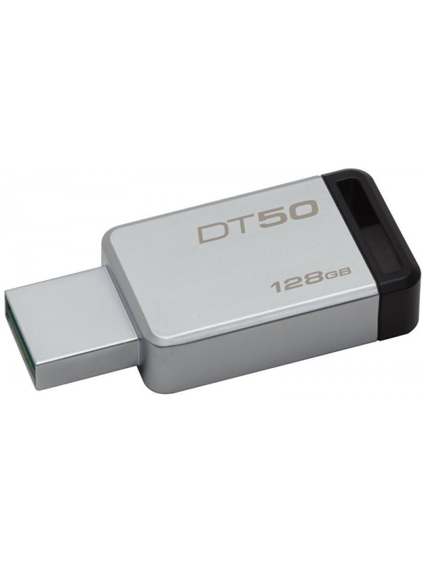 Memorie USB Kingston 128 GB,Argintiu