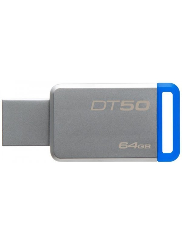 Memorie USB Kingston 64 GB,Argintiu