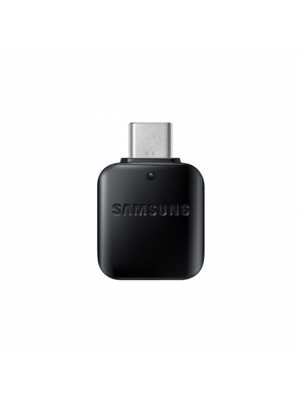 Adaptor Original Samsung, OTG USB Type-C to USB, Negru Bulk