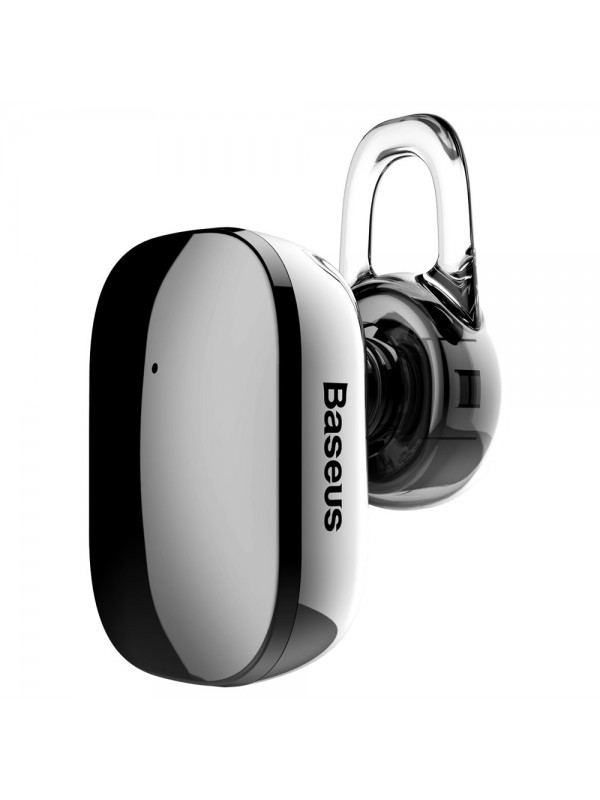 Casca Bluetooth, Baseus Encok A02 Mini, Negru