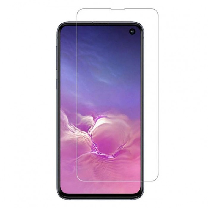 Folie de protectie Gel UV, Samsung S10e, Transparent