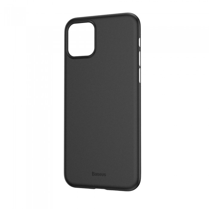 Husa Baseus Wing, Ultra Thin Lightweight, iPhone 11 Pro, Negru