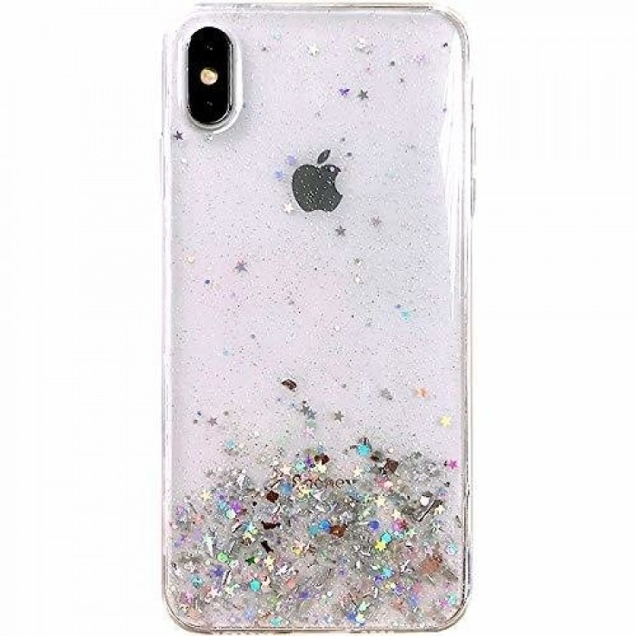 Husa Wozinsky, Star Glitter Shining, iPhone 11 Pro Max, Transparent