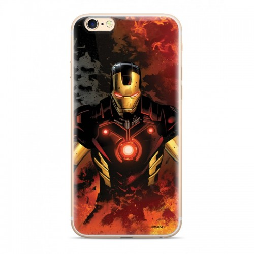 Husa de protectie, Marvel Iron Man 003, Samsung Galaxy S9, Multicolor