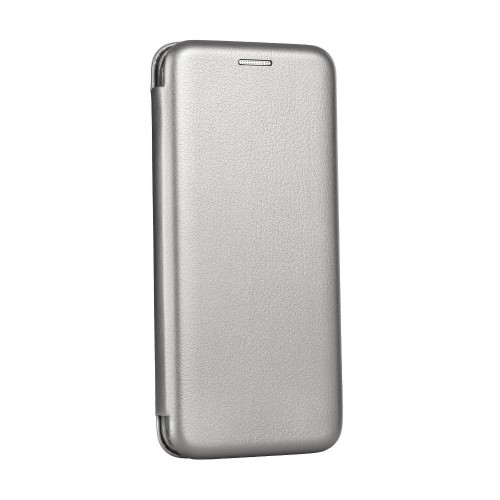 Husa Flip Cover, Forcell Elegance, iPhone X/XS, Gri