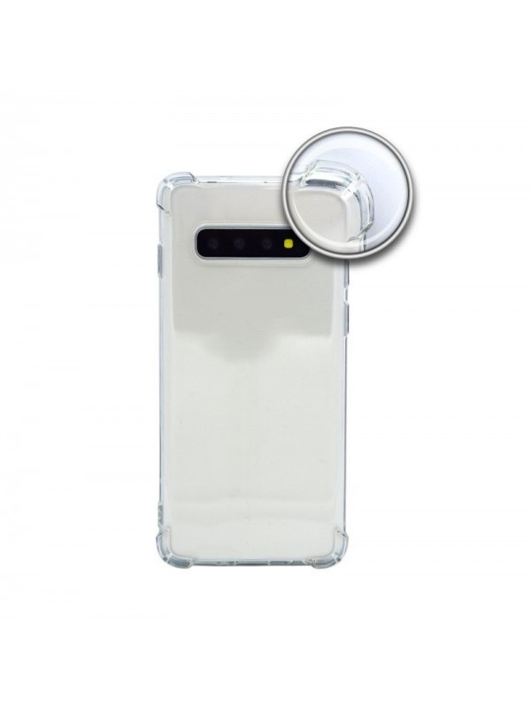 Husa Anti Shock, Samsung Galaxy S20 Plus, Transparent