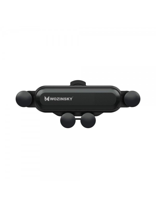 Suport Auto Wozinsky, Gravity Car Mount, Negru