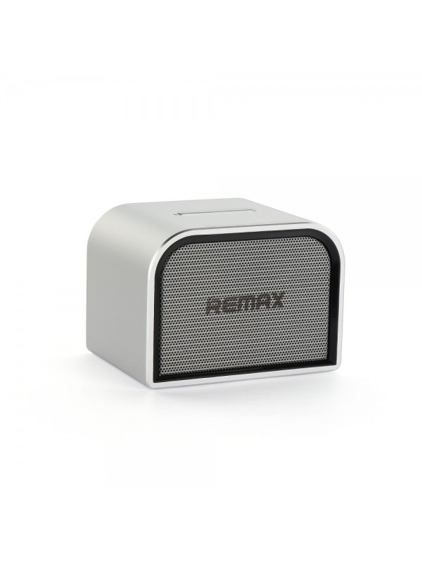 Boxa Portabila Bluetooth Remax M8 mini, Argintiu