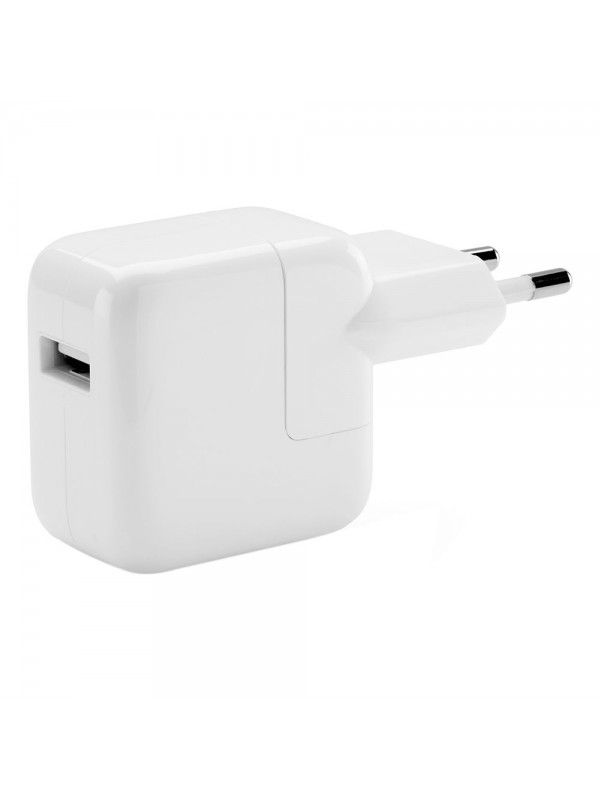 Adaptor Retea Apple, MD836ZM/A 12W, Ambalaj Retail, Alb