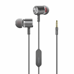 Casti ClearSound In-Ear Headphones 2nd Gen, Handsfree,Vetter, Gri
