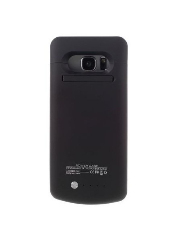 Acumulator Extern Power Bank Case Samsung Galaxy S7, 4200 mAh