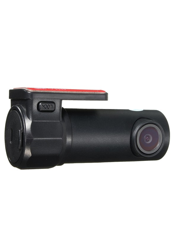 Camera auto wireless, Negru