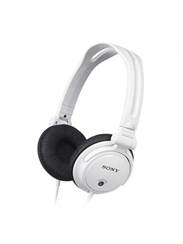 Casti Sony MDR-V150 On Ear, Cu Fir, Alb