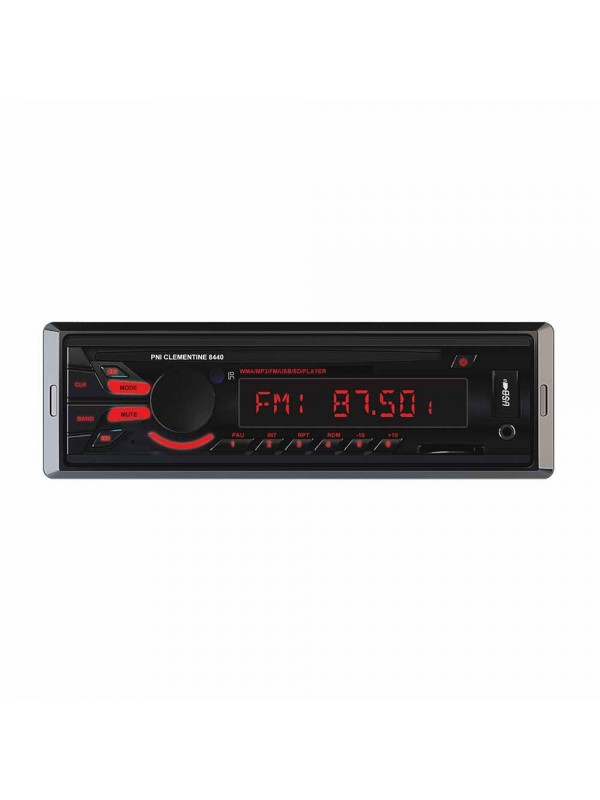 Radio MP3 player auto PNI Clementine 8440 1 DIN cu SD si USB