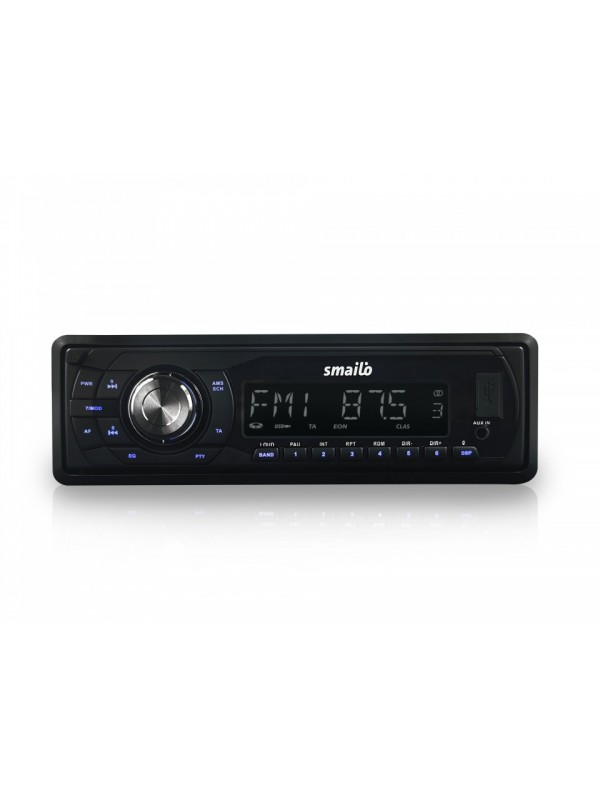 Radio MP3 Player auto Smailo Music X2, USB, AUX