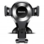 Suport Auto Baseus, Osculum Gravity Car Mount Dashboard, Argintiu