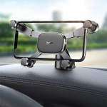 Suport Auto Baseus, Horizontal Screen Gravity Dashboard, Negru